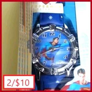 Boys Superman Watch